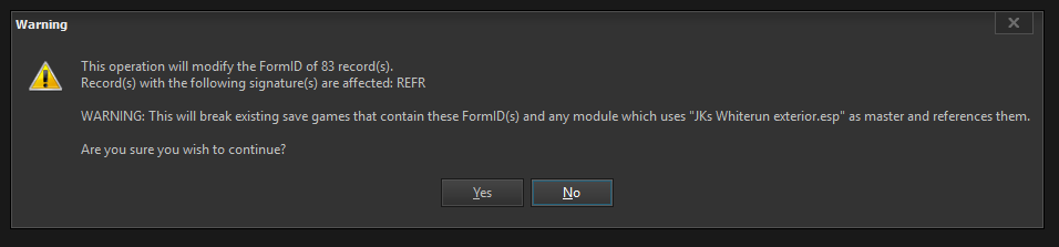 Xedit Managing Mod Files Tome Of Xedit First, i think i got my load order right yet i still ctd when i try to start a new game. xedit managing mod files tome of xedit